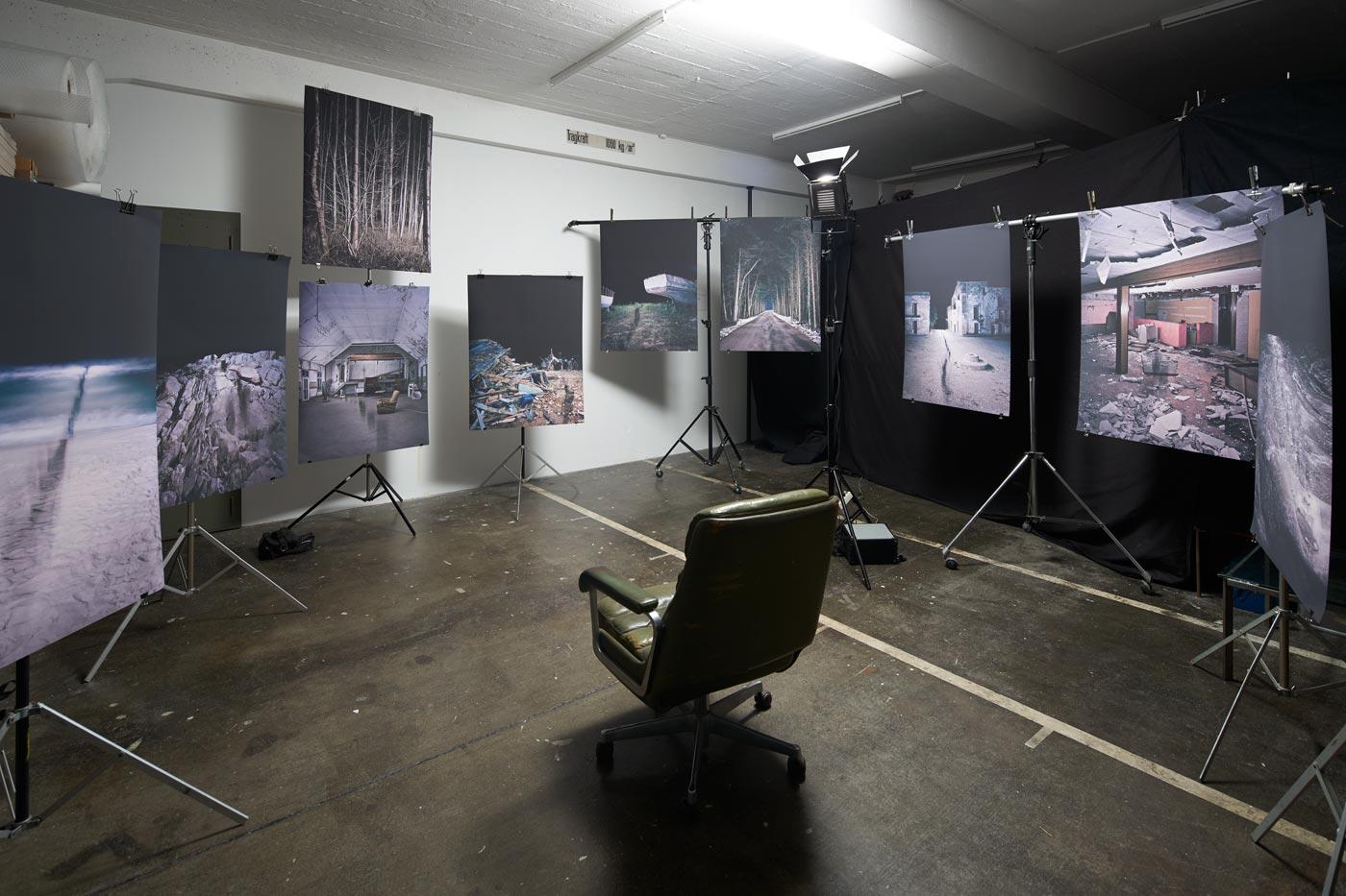 Dreamscapes Ausstellung November 2018
