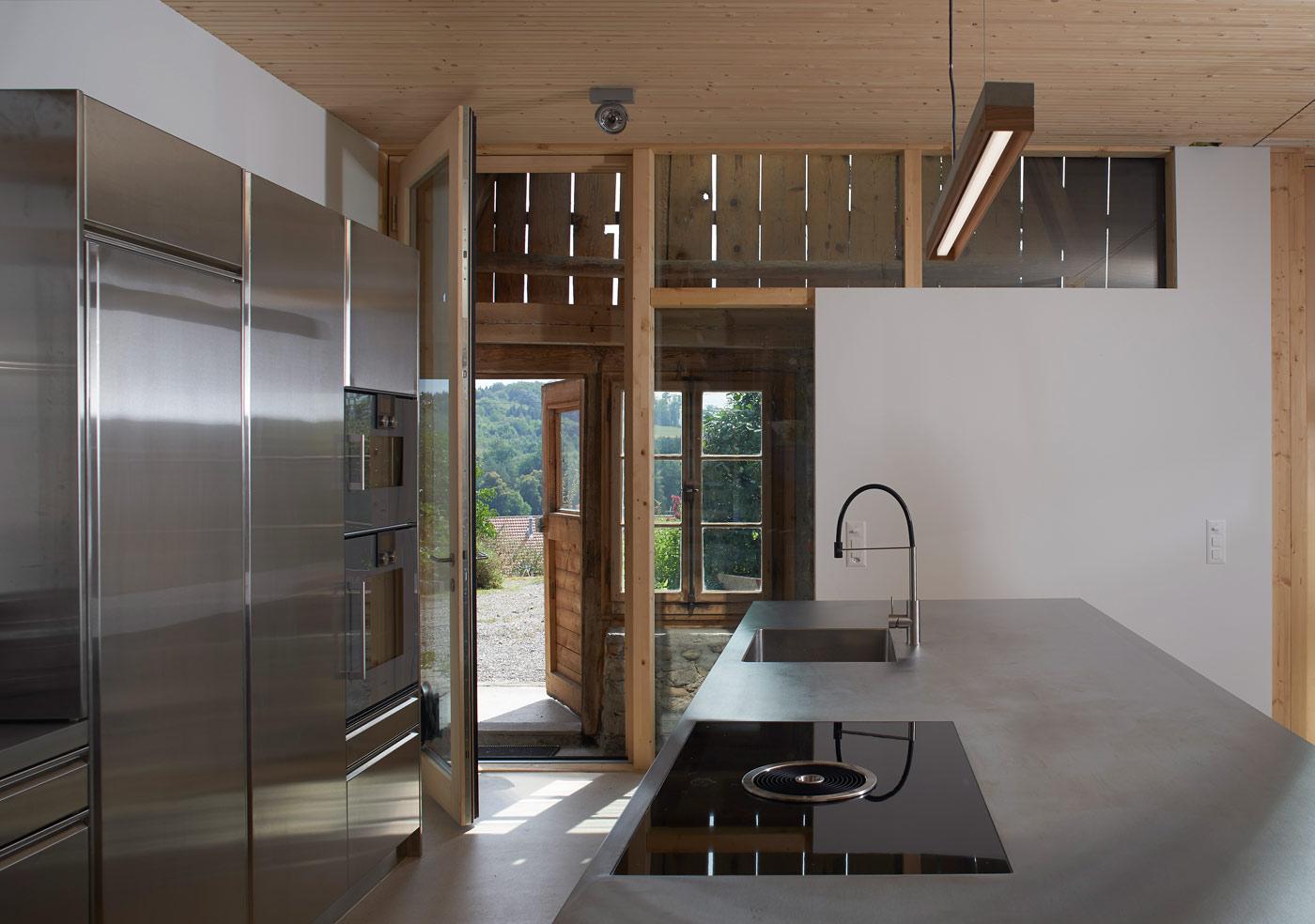 Wohnhaus Illnau-Effretikon. Architekt Benno Helmlinger