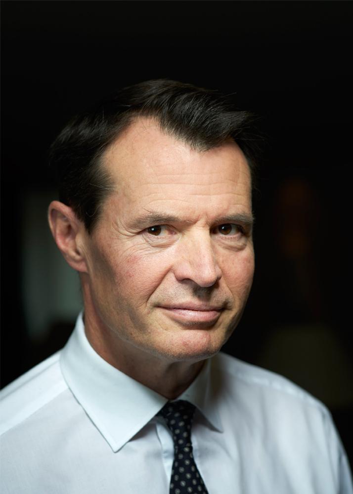 Guy Lachappelle. VR Präsident Raiffeisen Bank